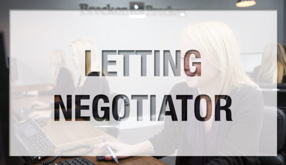 Letting Negotiator